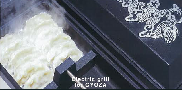 Electric Grill For Gyoza