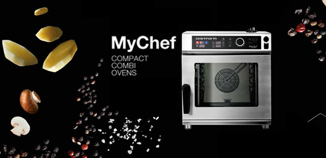 MyChef Compact Combi Oven